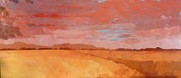 Chromascape223 Red Sunset