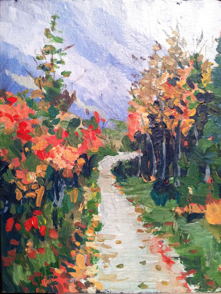 Kgk Gardening Landscape: Impressionism